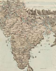 Indian Maps