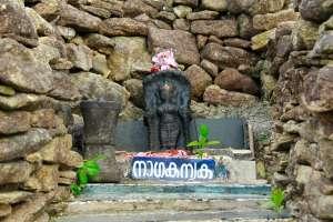Rock Cut Cave Temples - Irunilamkode
