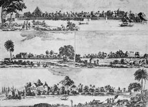Drawings of Portuguese Kerala